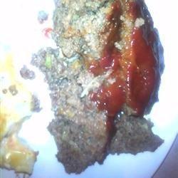 Kitchen Sink Meatloaf recipe