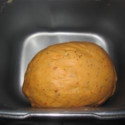 Sun Dried Tomato and Asiago Cheese Bread recipe