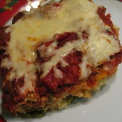 Zesty Ziti Bake recipe