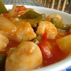 Sweet Sour Fish recipe