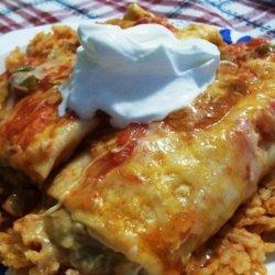Low Carb Enchiladas recipe