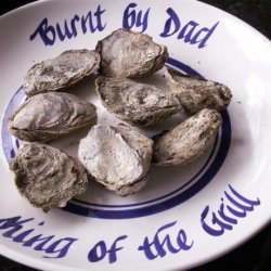 How to Grill Oysters recipe
