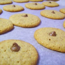 Ww Peanut Butter Cookies With Chocolate Centers Points+ 2 recipe