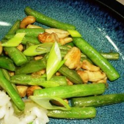 Mac Nut Chinese Long Beans recipe