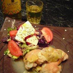 Chicken Thighs With Lemon & Garlic recipe