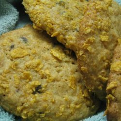 Chocolate Chip Cookies With Corn Flakes recipe