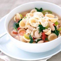 Spinach Bean Soup recipe