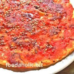 Poor Man's Pizza recipe