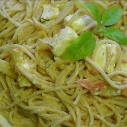 Tomato Pasta Sauce With Feta Cheese recipe