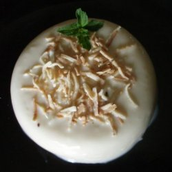 Coconut Custards recipe