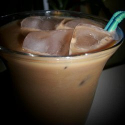 Iced Coffee With Chocolate recipe