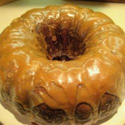 Pumpkin Rum Cake recipe