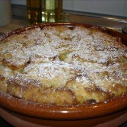 Apple - Cinnamon Bread Pudding recipe