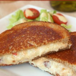Hot Brown Panini recipe