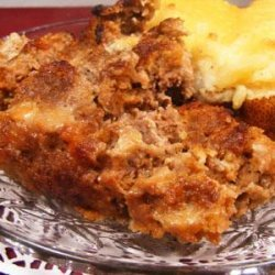 Favorite Old Fashioned Meatloaf recipe