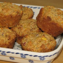 Pat's Orange Pecan Muffins recipe