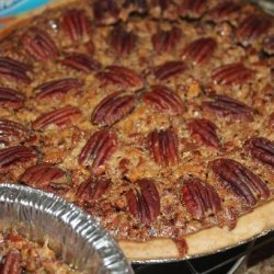 Old Fashion Pecan Pie recipe