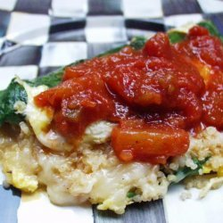 Quinoa Egg Veggie Stir Fry for One recipe