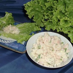 Shrimp and Crab Salad Rolls recipe