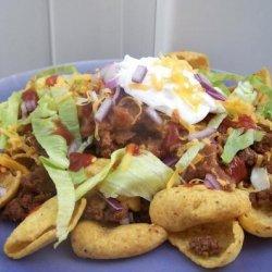 Quick  taco   Dinner recipe