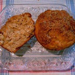 Applesauce Multigrain Muffins recipe