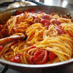 Pasta Al Pomodoro recipe