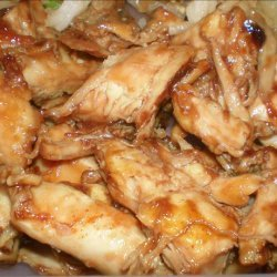 Trisha's Easy General Tso's Chicken recipe