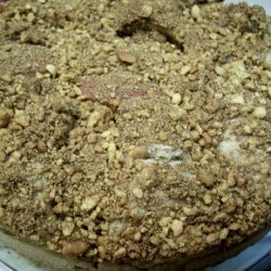 Easy and Tasty Apple Cake With Crumb Topping recipe