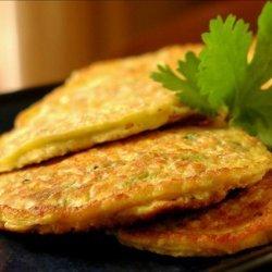 Indonesian Corn Cakes recipe