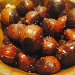 Chestnuts Roasted on an Open Fire recipe