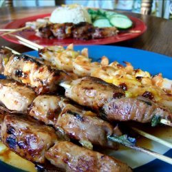 Smoky Citrus Kabobs recipe
