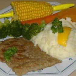 Weiner Schnitzel, Veal Cutlettes With Lemon recipe