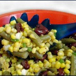 Bean and Corn Salad recipe