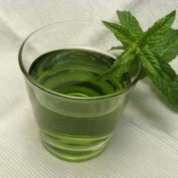 Peppermint Liqueur recipe