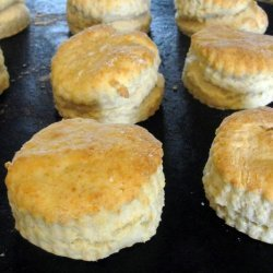 Real Buttermilk Biscuits Without the Buttermilk recipe