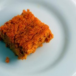 Carrot Kugel recipe