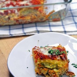 Chicken Lasagna Rolls recipe