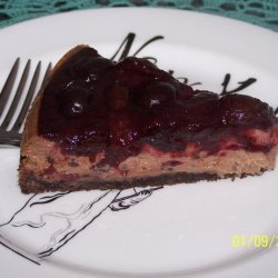 Black Forest Cherry Cheesecake recipe