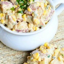 Chipotle Potato Salad recipe