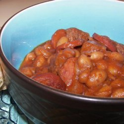 Beef With Cannellini Beans recipe