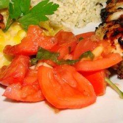 Calabrian Tomato Salad recipe