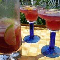 Magic Potion Cocktail recipe