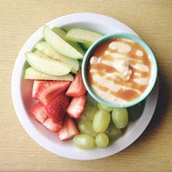 Caramel Fruit Dip recipe