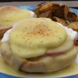 Always Successful Fast Eggs Benedict recipe