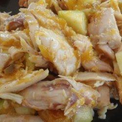 Quick Curried Chutney Chicken Salad recipe