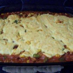 Turkey Tamale Pie recipe