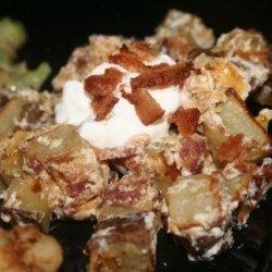 Warm Baked Potato Salad recipe