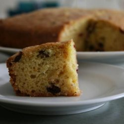 Spiced Orange and Cranberry Snacking Cake recipe