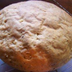 Italian Tomato Herb Bread recipe