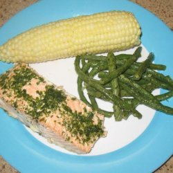 Salmon on the Grill recipe